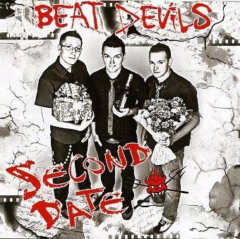 BEAT DEVILS - Second Date CD