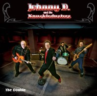 """JOHNNY D. & THE KNUCKLEDUSTERS-Same 2 x 12""""LP"""