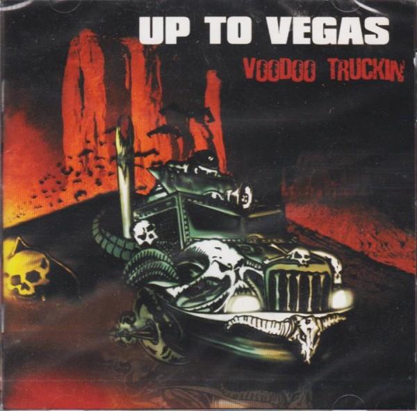 UP TO VEGAS - Voodoo Truckin CD