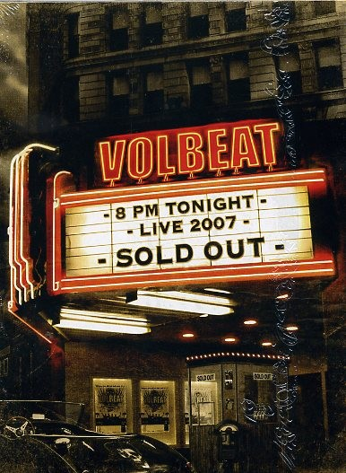 VOLBEAT - Live Sold Out DVD