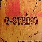 G-STRING - Punker Loser Drunker LP ltd. orange