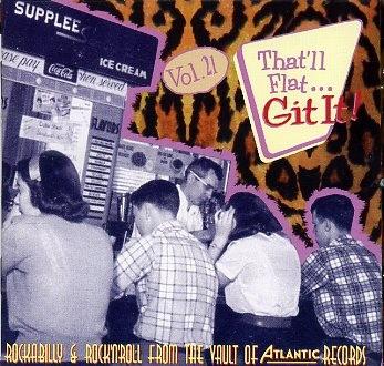 V.A. - That'll Flat Git It Vol. 21 CD