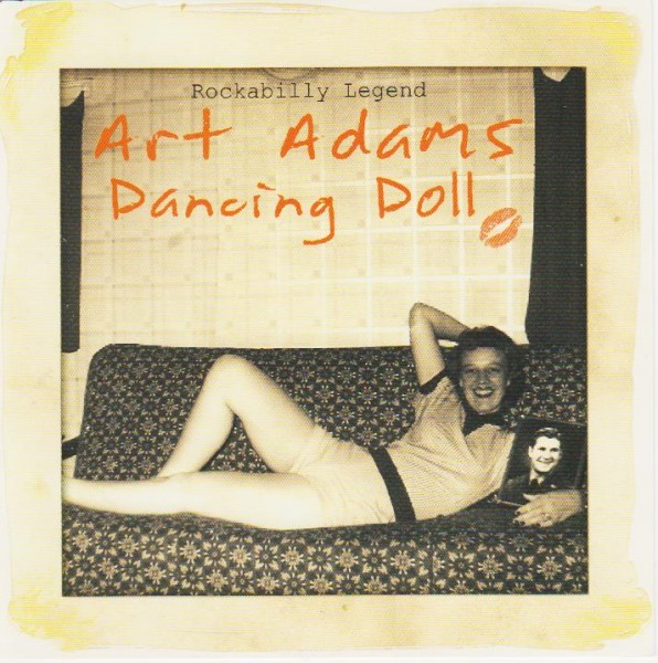 ADAMS, ART-Dancing Doll CD