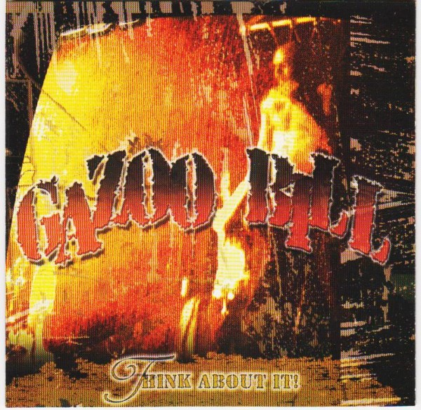 GAZOO BILL-Think About It CD