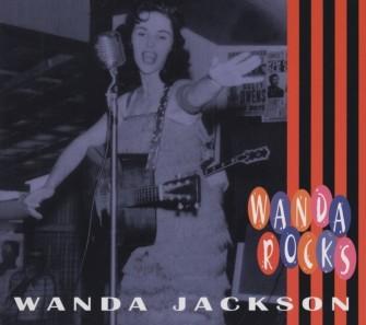 JACKSON, WANDA - Wanda Rocks CD