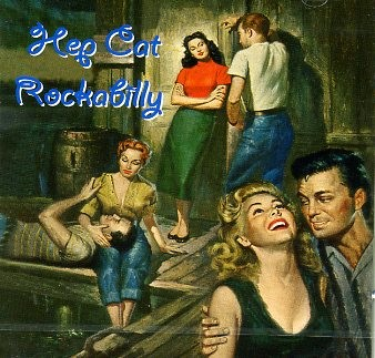 V.A. - Hep Cat Rockabilly CD