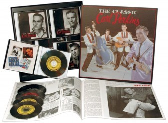 PERKINS, CARL - Classic 5-CD-Box & 24-Page Book
