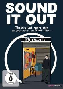Sound It Out - The Very Last Record Shop DVD