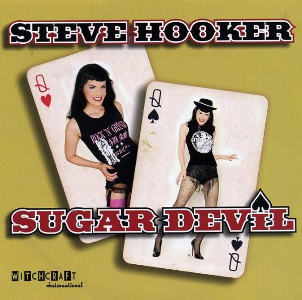 """HOOKER, STEVE-Sugar Devil 7""""EP"""