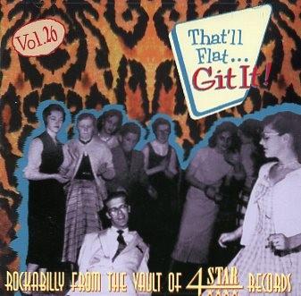 V.A. - That'll Flat Git It Vol. 26 CD
