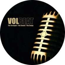 VOLBEAT - The Strength / The Sound / The Songs Picture Disc LP