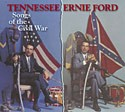FORD, TENNESSEE ERNIE-Songs Of The Civil War CD