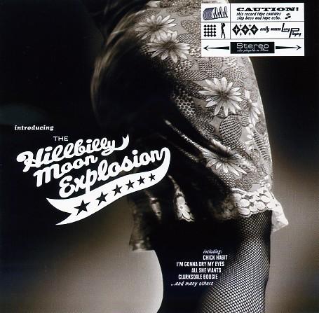 HILLBILLY MOON EXPLOSION - Introducing CD