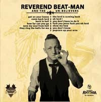 REVEREND BEAT-MAN AND THE UNBELIEVERS - Get On Your Knees LP