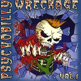 V.A. - Psychobilly Wreckage Vol. 1 CD