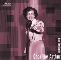 ARTHUR, CHARLINE - Burn That Candle LP