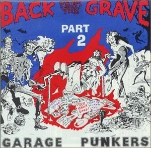 V.A. - Back From The Grave LP Vol.2