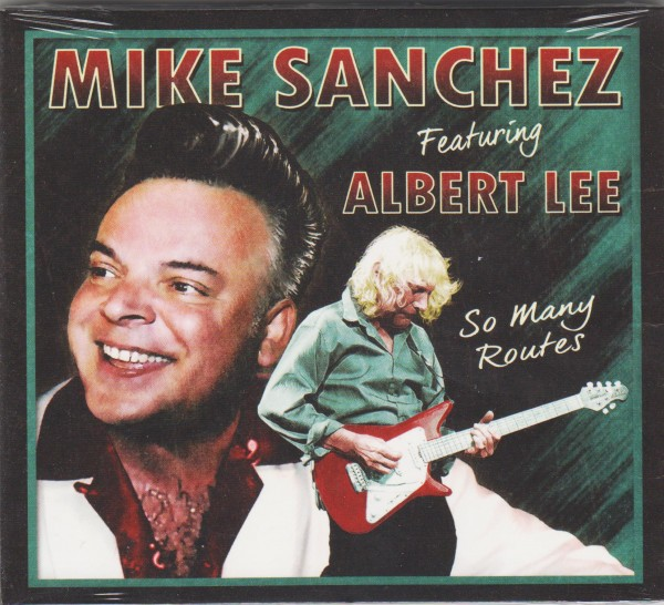 SANCHEZ, MIKE - So Many Routes CD