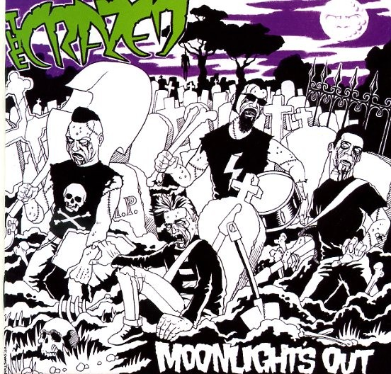 CRAZED, THE - Moonlight's Out CD