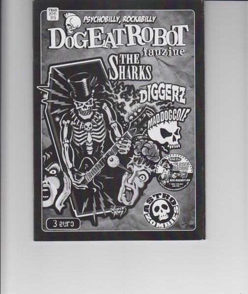 DOG EAT ROBOT #9 Fanzine