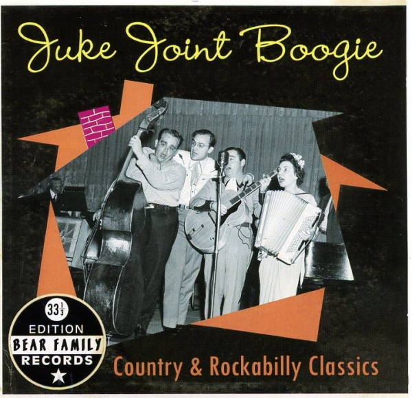 V.A. - Juke Joint Boogie CD