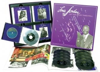 JORDAN, LOUIS - Let The Good Times Roll(1938-1954) 9-CD & Book