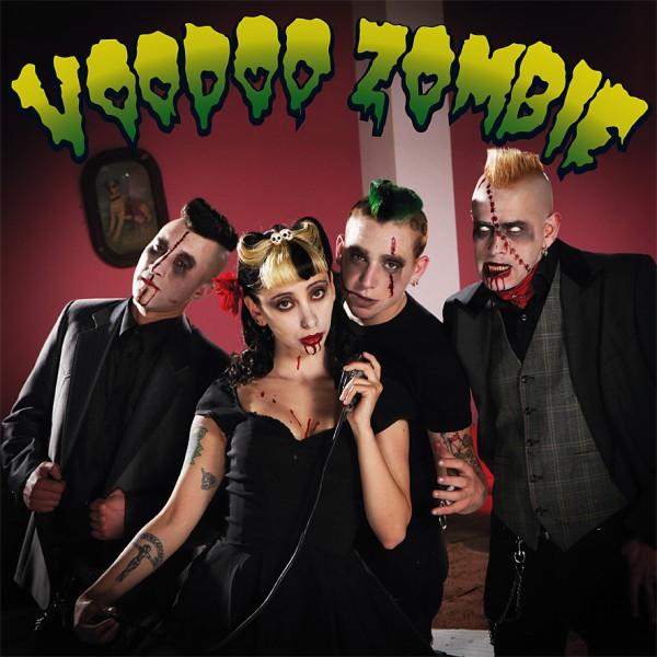 VOODOO ZOMBIE - Same LP