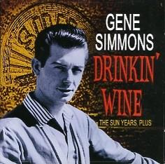 SIMMONS, GENE - Drinkin' Wine CD