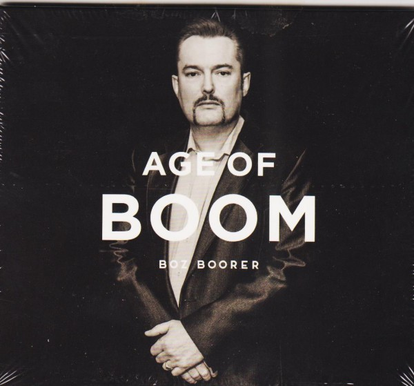 BOZ BOORER - Age Of Boom CD