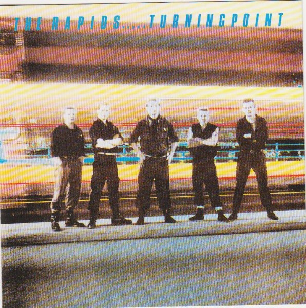 RAPIDS - Turning Point CD
