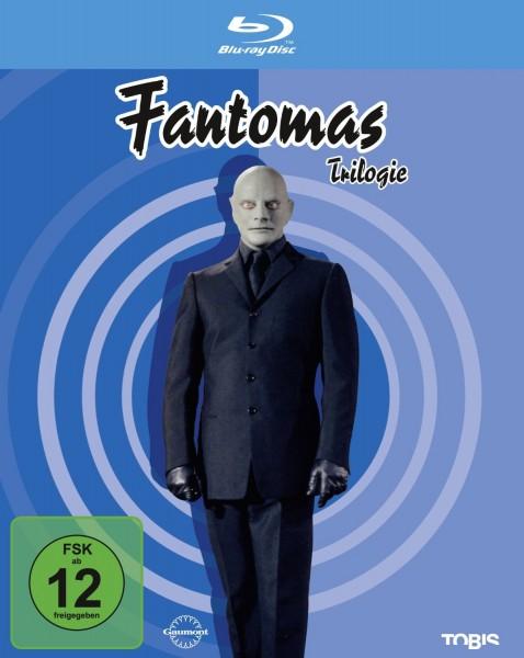 FANTOMAS - Trilogie (Blu-Ray)