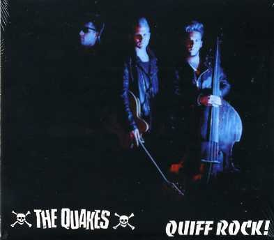 QUAKES - Quiff Rock CD
