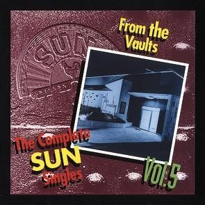 V.A.-The Sun Singles Vol.5 4-CD-Box