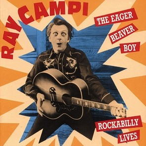 CAMPI, RAY - The Eager Beaver Boy CD