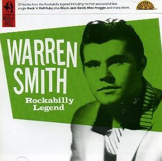 SMITH, WARREN - Rockabilly Legend CD