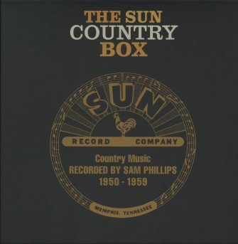 V.A. - Sun Country Box 1950-1959 (6-CD & 148-Page Book)