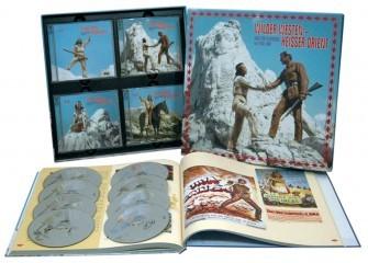 BÖTTCHER, MARTIN - & Andere Wilder Westen, Heisser Orient 8-CD & BOOK