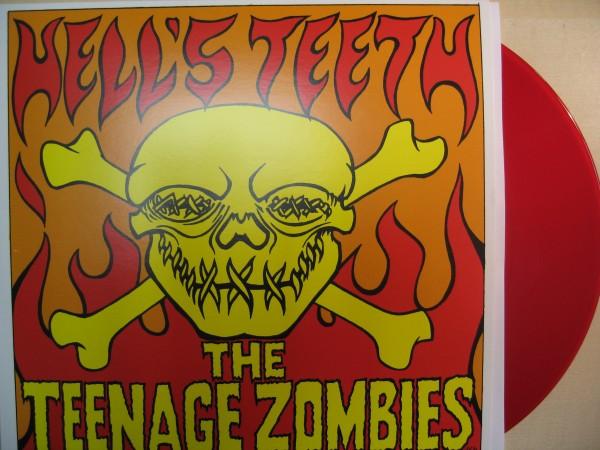 """TEENAGE ZOMBIES - Hell's Teeth 10""""LP"""