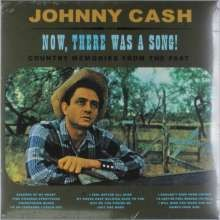 CASH, JOHNNY - Now, There Was A Song! LP