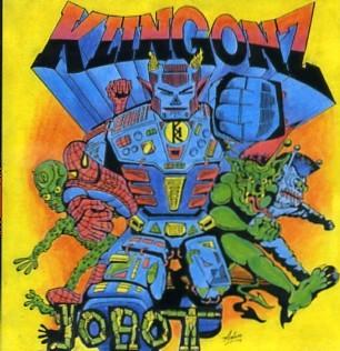 KLINGONZ - Jobot CD