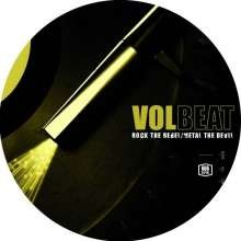 VOLBEAT - Rock The Rebel / Metal The Devil Picture Disc LP
