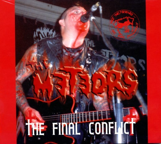 METEORS - The Final Conflict CD