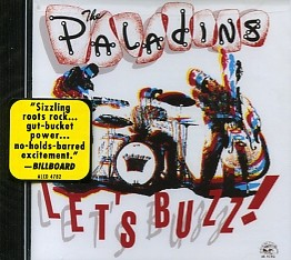 PALADINS-Let's Buzz CD