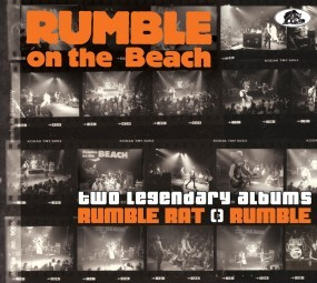 RUMBLE ON THE BEACH - The Early Years CD