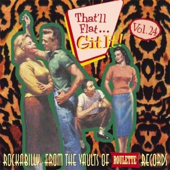 V.A. - That'll Flat Git It Vol. 24 (Roulette) CD