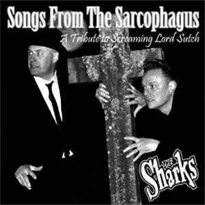 "SHARKS-Songs From The Sarcophagus 7""EP"