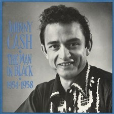 CASH, JOHNNY - Vol.1 Man In Black 5-CD + Book