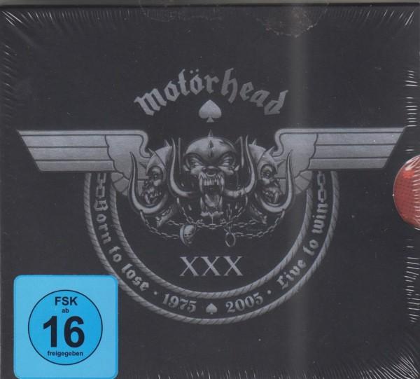 MOTÖRHEAD - Inferno CD + DVD