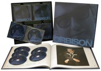 ORBISON, ROY - Orbison 1955-1965 (7-CD & 104-PAGE-BOOK)