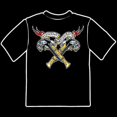HORRORPOPS-Baby Lou-T-Shirt-M